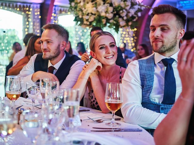Oliver and Lauren's Wedding in Peover Superior, Cheshire 149
