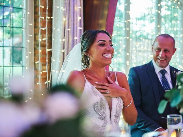 Oliver and Lauren's Wedding in Peover Superior, Cheshire 150