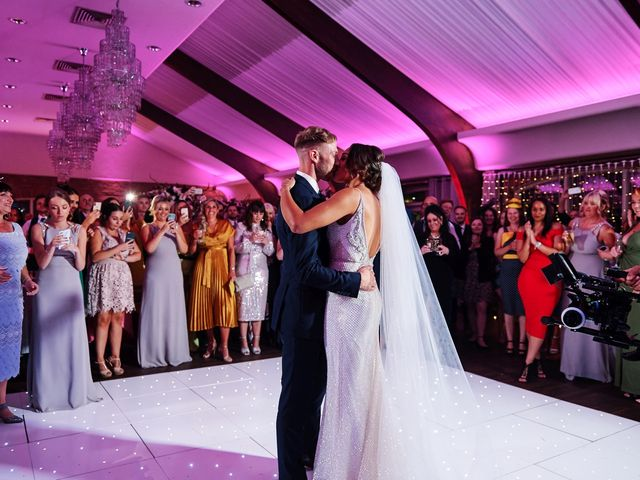 Oliver and Lauren's Wedding in Peover Superior, Cheshire 154