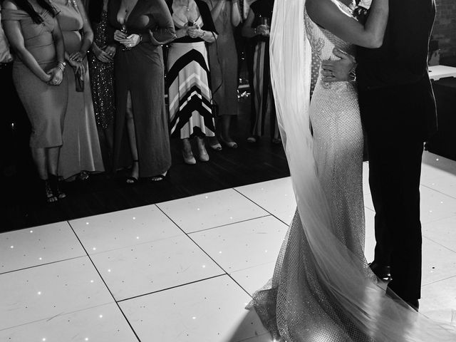 Oliver and Lauren's Wedding in Peover Superior, Cheshire 157