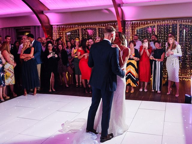 Oliver and Lauren's Wedding in Peover Superior, Cheshire 158