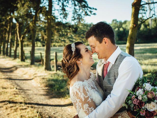 Stacey & Oliver's wedding