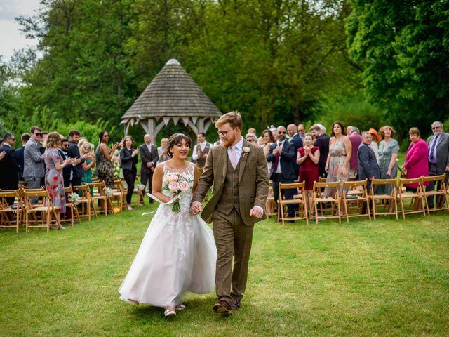 Yasmin & Jon's wedding