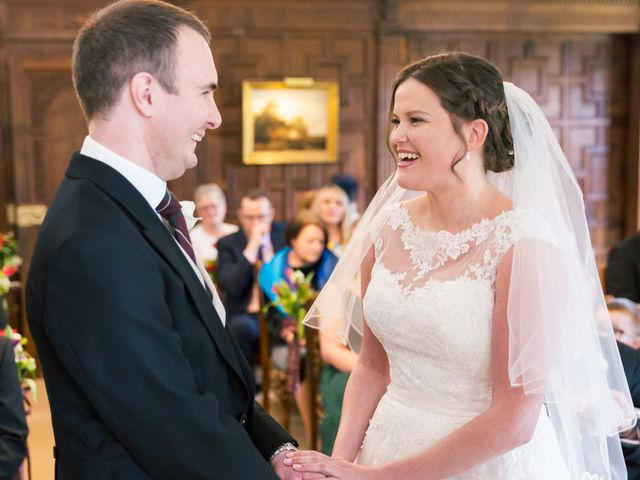 Alastair and Sarah's Wedding in Edenbridge, Kent 1