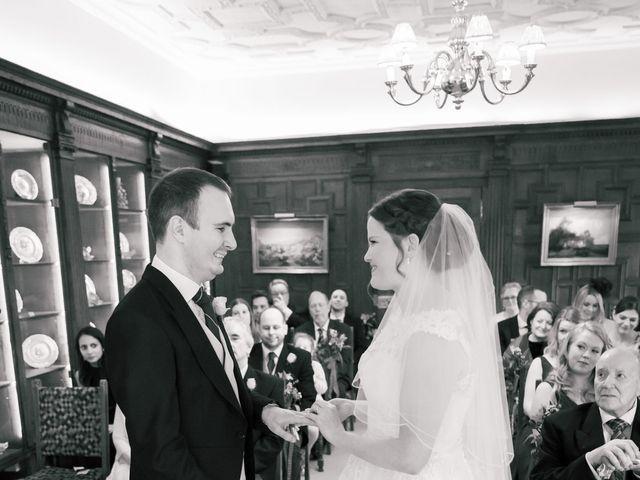 Alastair and Sarah's Wedding in Edenbridge, Kent 12