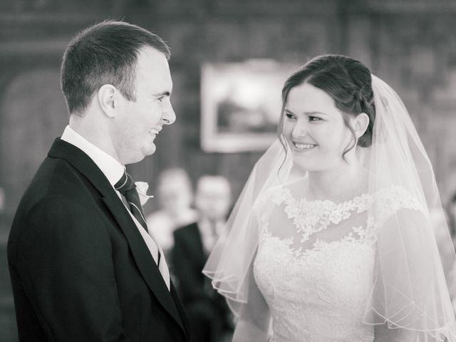 Alastair and Sarah's Wedding in Edenbridge, Kent 2
