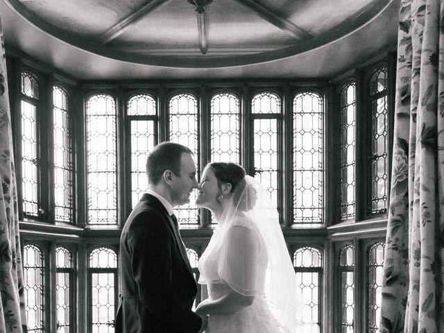 Alastair and Sarah's Wedding in Edenbridge, Kent 14