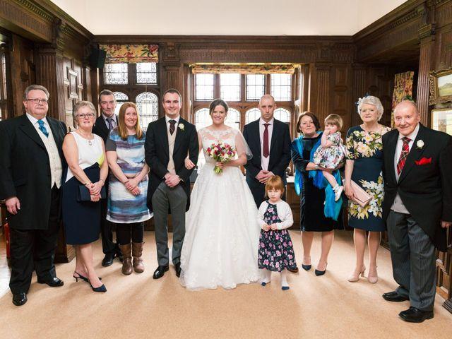 Alastair and Sarah's Wedding in Edenbridge, Kent 18
