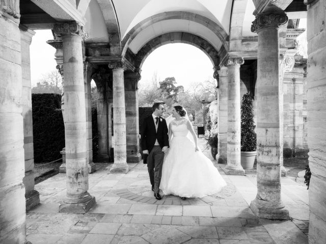Alastair and Sarah's Wedding in Edenbridge, Kent 22