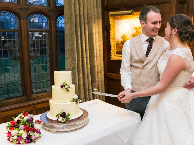 Alastair and Sarah's Wedding in Edenbridge, Kent 25