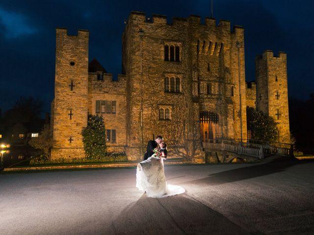 Alastair and Sarah's Wedding in Edenbridge, Kent 26