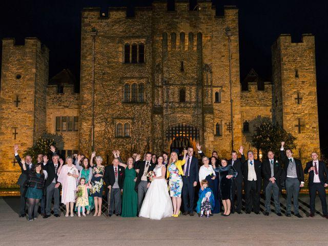Alastair and Sarah's Wedding in Edenbridge, Kent 27