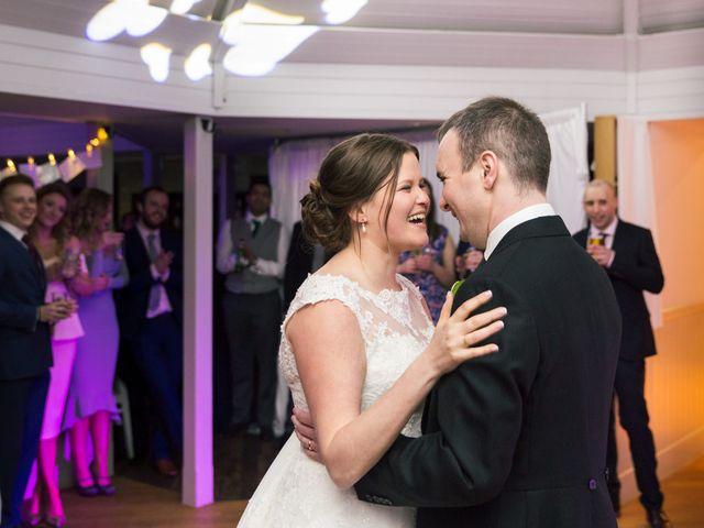 Alastair and Sarah's Wedding in Edenbridge, Kent 28