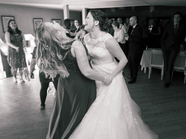 Alastair and Sarah's Wedding in Edenbridge, Kent 30
