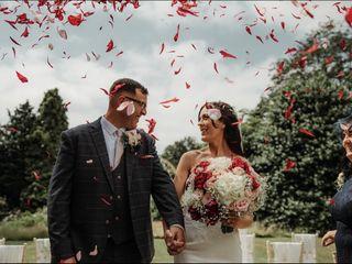 Sharne & Ashleigh's wedding 1