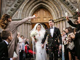 Kylie & Johnny's wedding