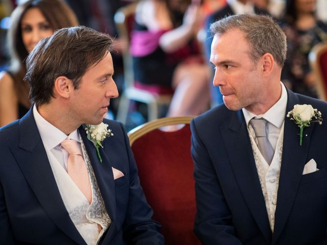 Robert and Myriam's Wedding in London - West, West London 18