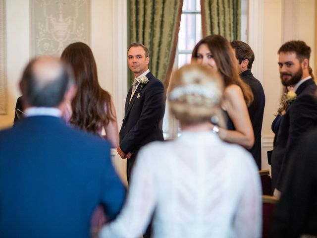 Robert and Myriam's Wedding in London - West, West London 24
