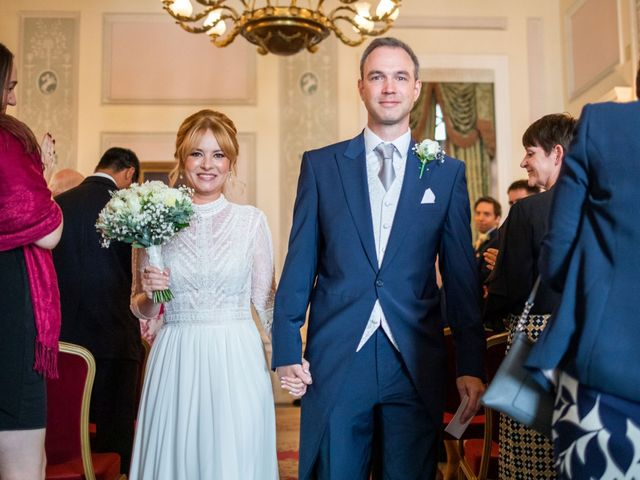 Robert and Myriam's Wedding in London - West, West London 29