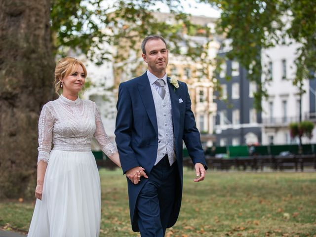 Robert and Myriam's Wedding in London - West, West London 2