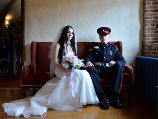 Jasmine & Tony's wedding