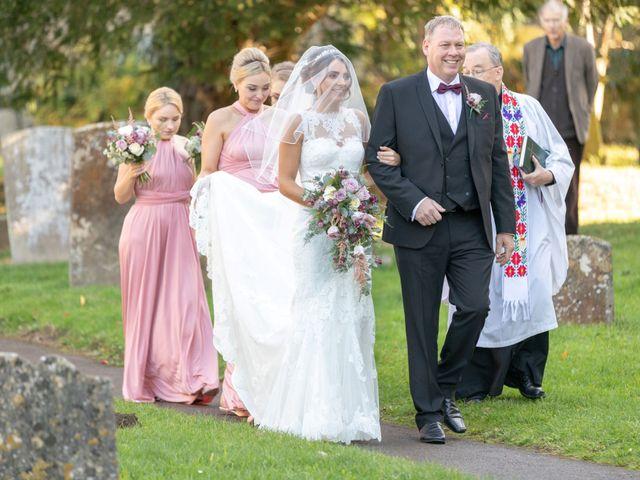 Danielle & Jamie's wedding