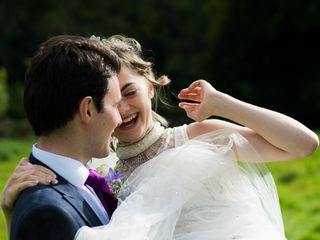Matt & Heather's wedding