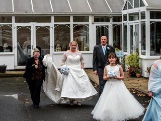 Tracy & Phillip's wedding 2