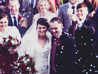 Dionne & Craig's wedding 1