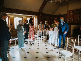 Cheryl & Will's wedding 2