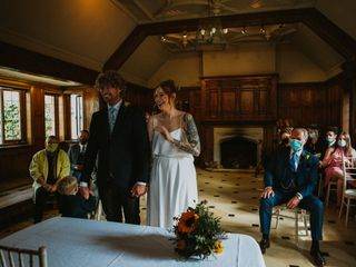 Cheryl & Will's wedding 3
