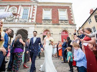Hannah & Michael's wedding