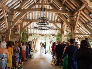 Hannah & Alex's wedding