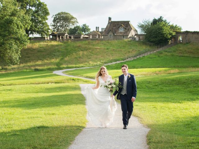 Alex and Hannah's Wedding in Bolton Abbey, North Yorkshire 2