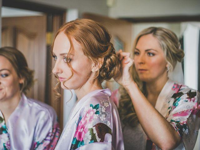 Stu and Amy's Wedding in Ballymena, Co Antrim 8