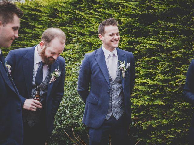 Stu and Amy's Wedding in Ballymena, Co Antrim 11