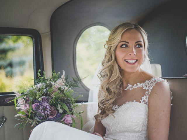 Stu and Amy's Wedding in Ballymena, Co Antrim 19