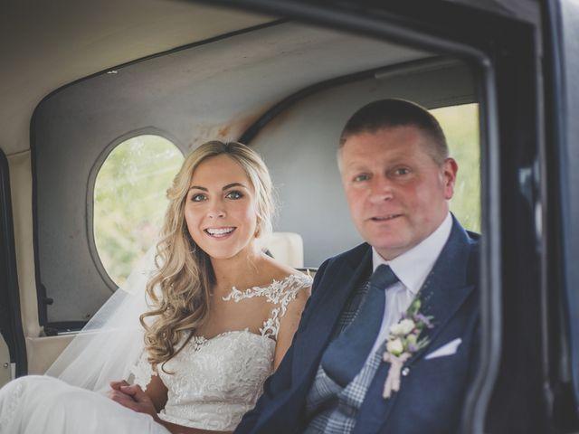 Stu and Amy's Wedding in Ballymena, Co Antrim 20