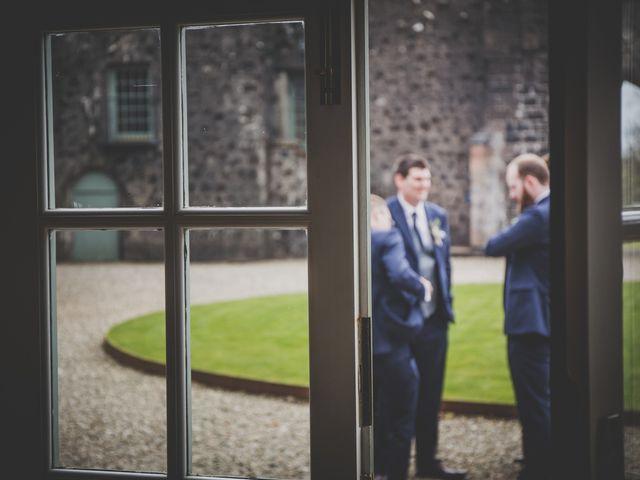 Stu and Amy's Wedding in Ballymena, Co Antrim 22