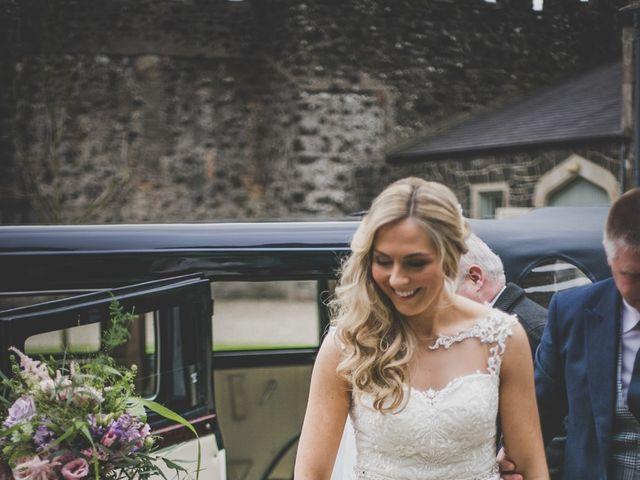 Stu and Amy's Wedding in Ballymena, Co Antrim 25