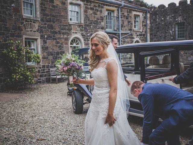Stu and Amy's Wedding in Ballymena, Co Antrim 26