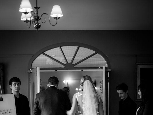 Stu and Amy's Wedding in Ballymena, Co Antrim 27