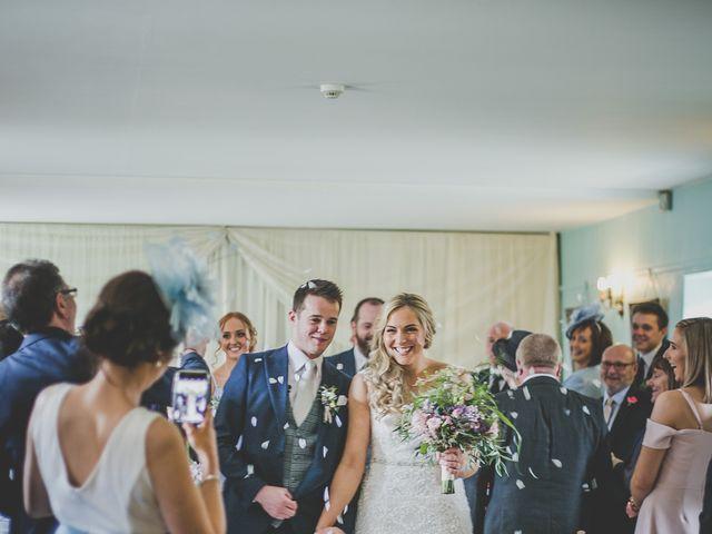 Stu and Amy's Wedding in Ballymena, Co Antrim 28