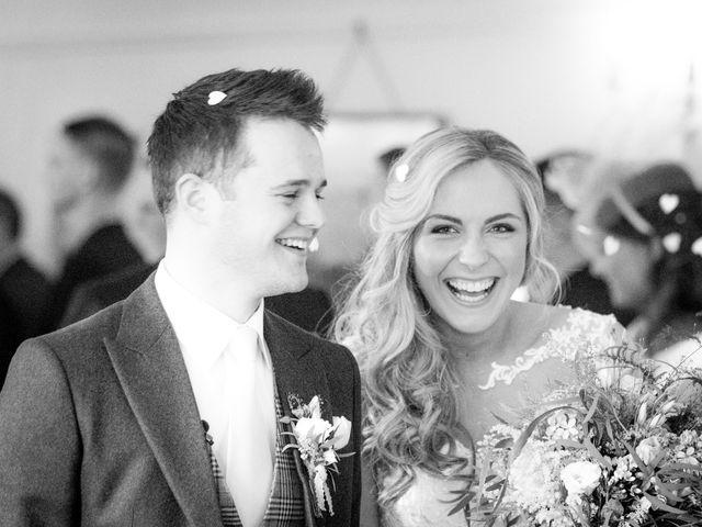 Stu and Amy's Wedding in Ballymena, Co Antrim 29