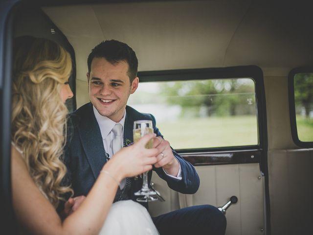 Stu and Amy's Wedding in Ballymena, Co Antrim 30