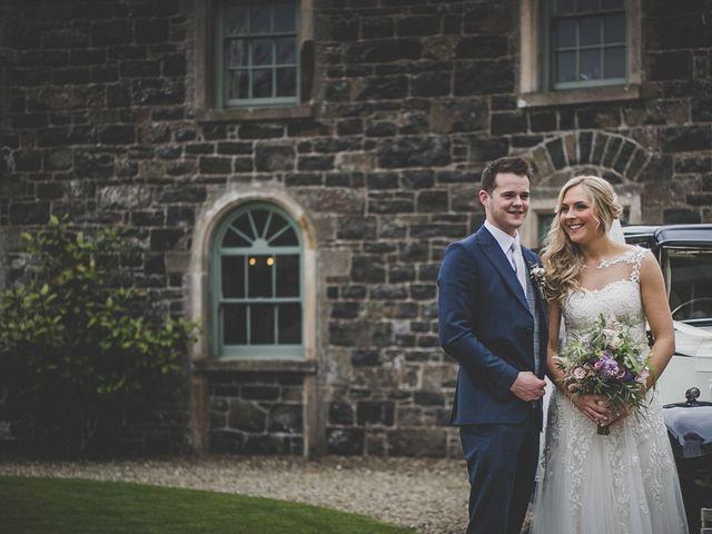 Stu and Amy's Wedding in Ballymena, Co Antrim 33