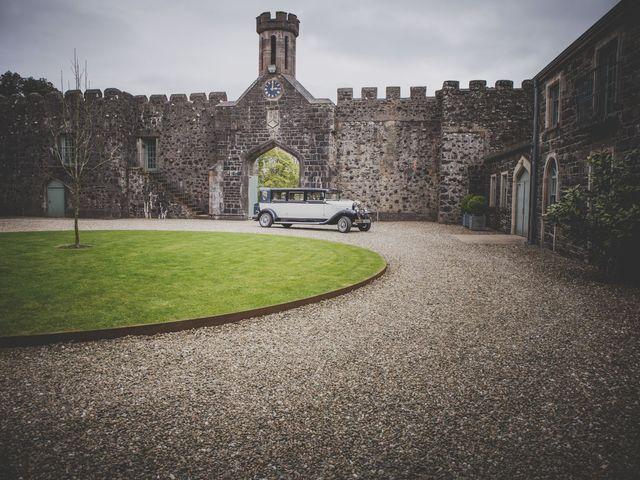 Stu and Amy's Wedding in Ballymena, Co Antrim 34