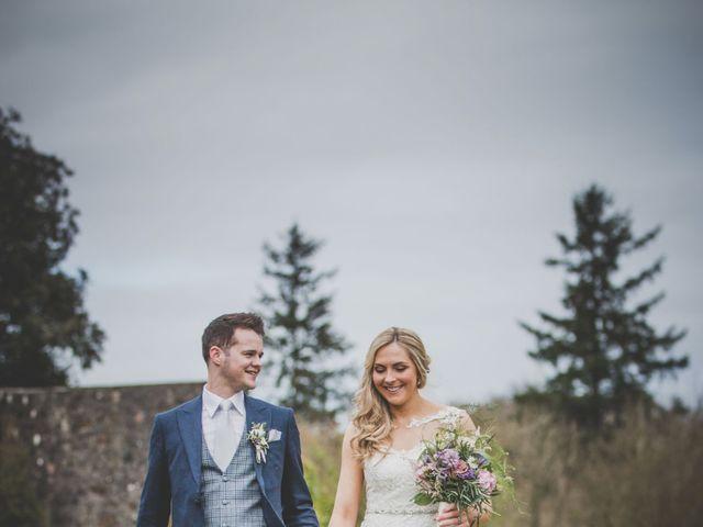 Stu and Amy's Wedding in Ballymena, Co Antrim 35