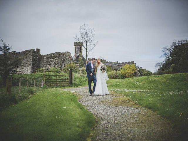 Stu and Amy's Wedding in Ballymena, Co Antrim 36