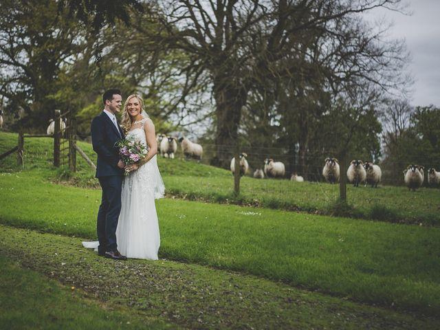 Stu and Amy's Wedding in Ballymena, Co Antrim 37